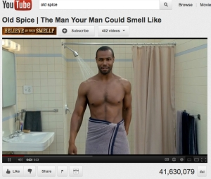 "The Old Spice ""The Man Your Man Could Smell Like"" Campaign"