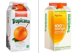 Tropicana - An Example of Rebranding Gone Wrong