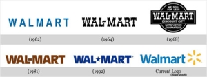 The Evolution of Walmart Branding